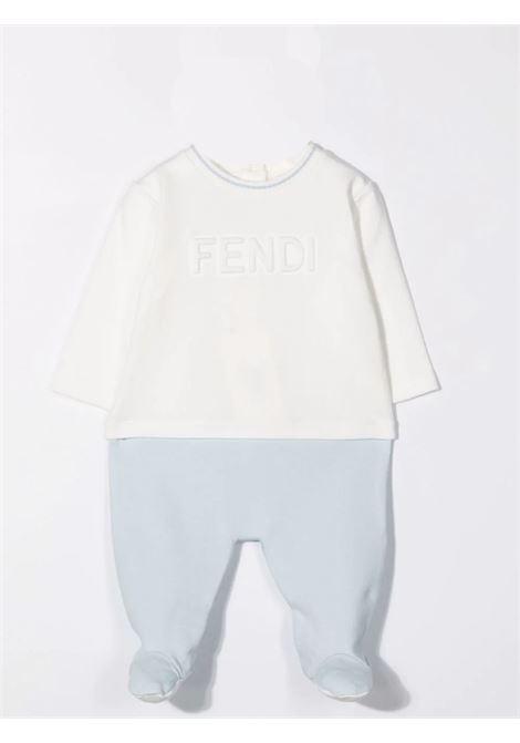 Set with logo FENDI KIDS | BUK082 8RAF19J4