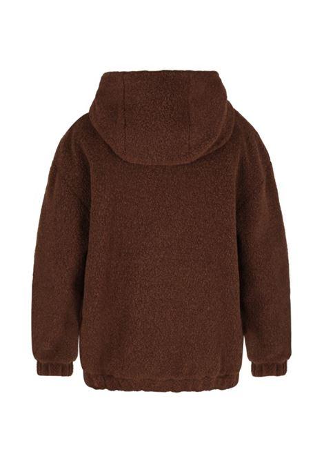Brown coat FENDI KIDS | JMA224 ADEXTF1E5Q