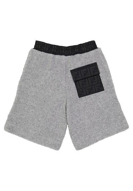 Shorts teddy FENDI KIDS | JMF352 ADEXF0WG5