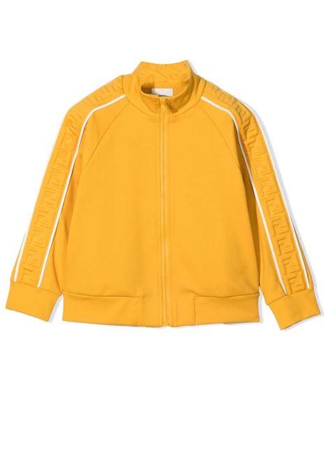 Sweatshirt with zip FENDI KIDS | JUH031 A69DTF0LWV