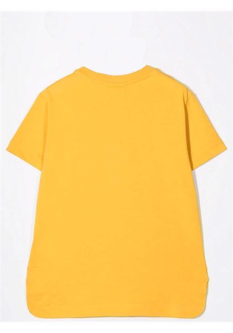 Baby T-shirt with logo FENDI KIDS | JUI032 7AJF0LWV