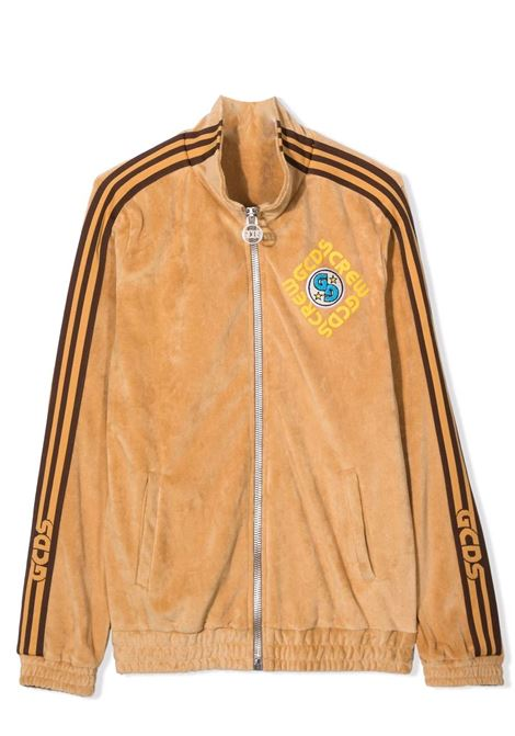 TEEN jacket with print GCDS KIDS | 028461094