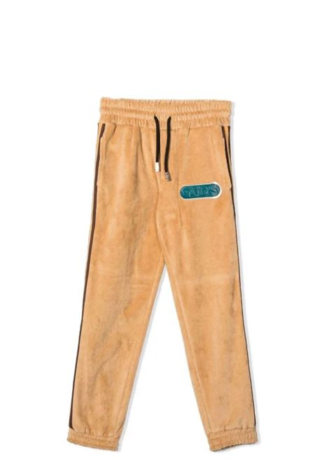Sports trousers with application GCDS KIDS | 028465094