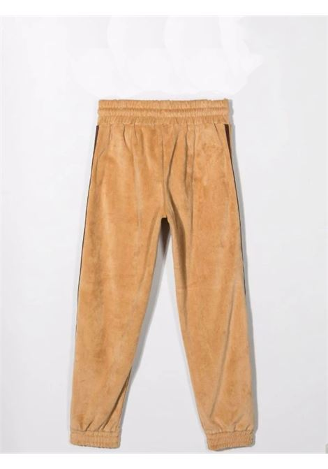 Sports trousers with application GCDS KIDS | 028465T094