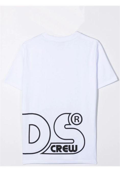 T-shirt con stampa GCDS KIDS | 028477001