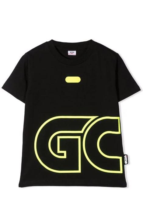 t-shirt with print GCDS KIDS | 028477T110