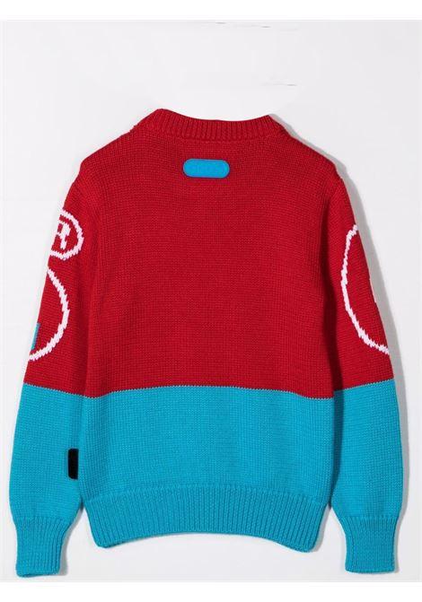 Maglione bicolore GCDS KIDS | 028478040