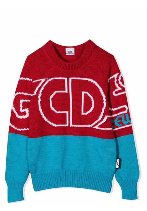 Maglione bicolore GCDS KIDS | 028478T040