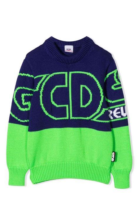 Maglione bicolore GCDS KIDS | 028478T070