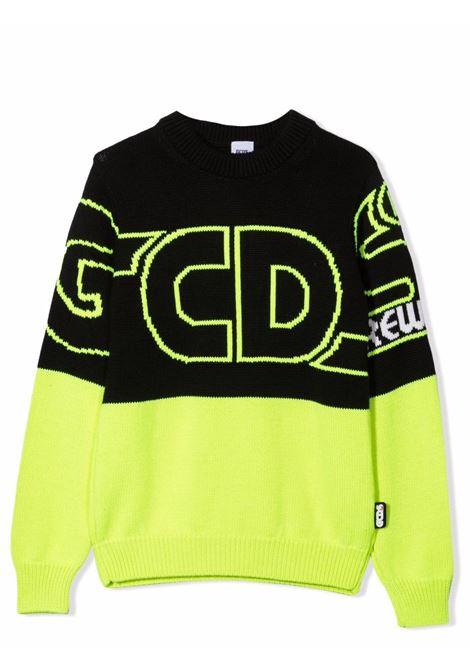 Maglione bicolore GCDS KIDS | 028478T110