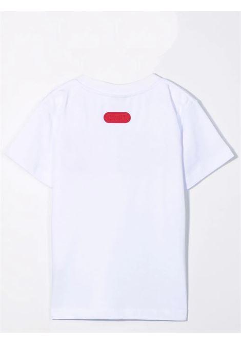 T-shirt con stampa GCDS KIDS | 028491001