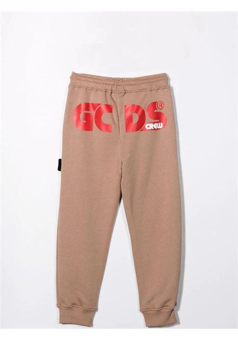 Pantaloni sportivi con stampa GCDS KIDS | 028495T094