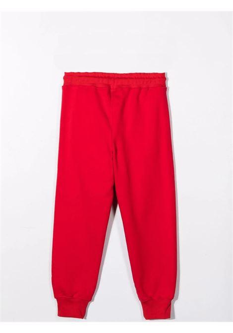 Pantaloni sportivi con stampa GCDS KIDS | 028500T040