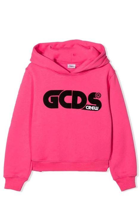 Felpa con stampa GCDS KIDS | 028655T044