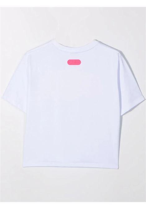 T-shirt con stampa GCDS KIDS | 028660001