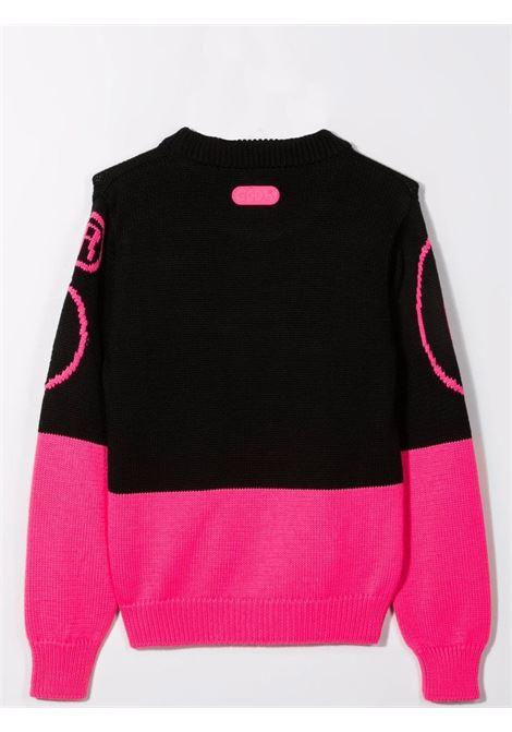 Sweater with print GCDS KIDS | 028668110