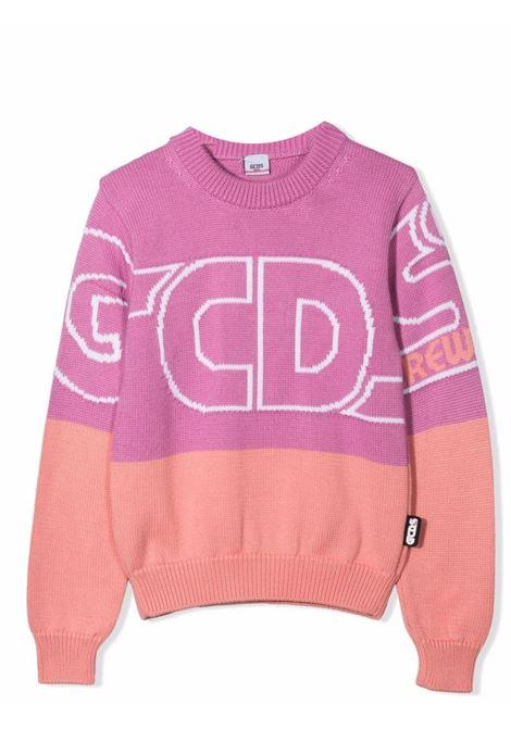 Sweater with print GCDS KIDS | 028668T071