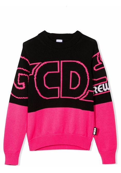 Sweater with print GCDS KIDS | 028668T110