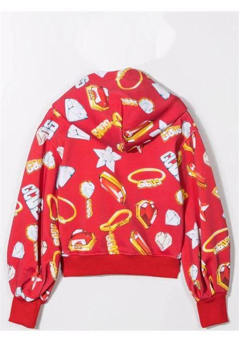 Sweatshirt with print GCDS KIDS   028679040