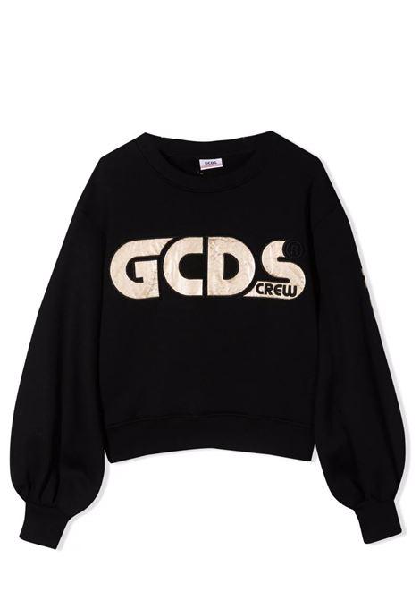 Felpa con ricamo GCDS KIDS | 028680110