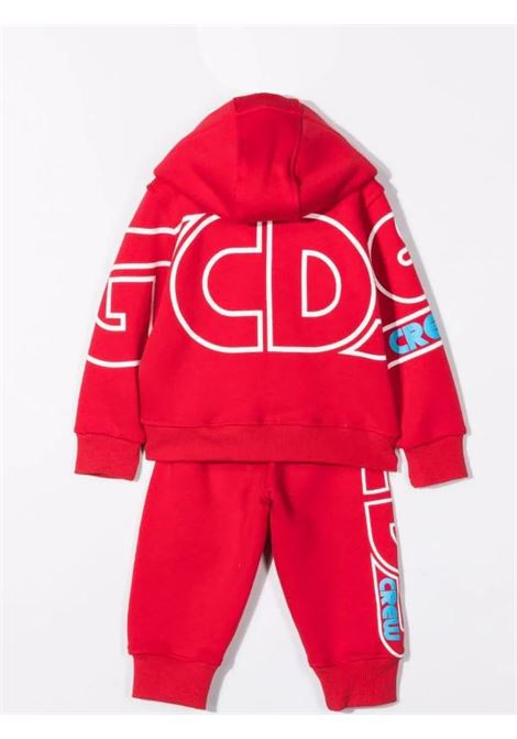 Sports suit with print GCDS KIDS | 028772040