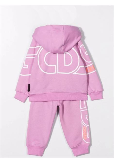 Sports suit with print GCDS KIDS | 028772071