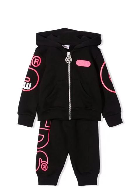 Sports suit with print GCDS KIDS | 028772110/02