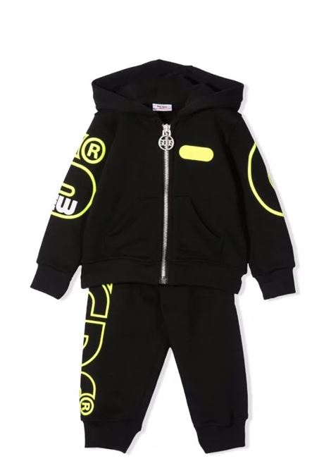 Sports suit with print GCDS KIDS | 028772110/28