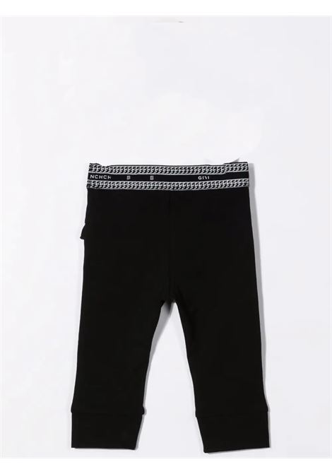 Baby girl leggings with print GIVENCHY KIDS | H0410809B