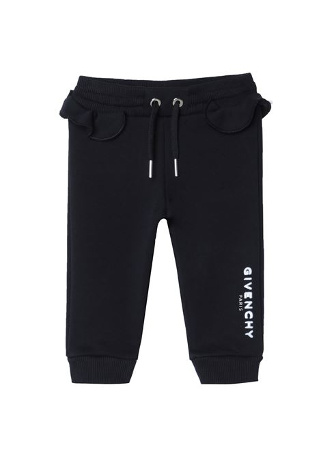 Pants with ruffles GIVENCHY KIDS   H0410909B