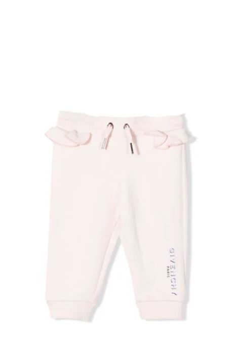 Newborn fleece trousers GIVENCHY KIDS | H0410945S