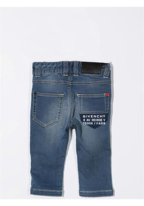 Jeans with logo GIVENCHY KIDS | H04116Z06