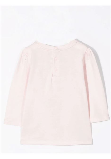 Baby girl t-shirt with print GIVENCHY KIDS | H0517645S