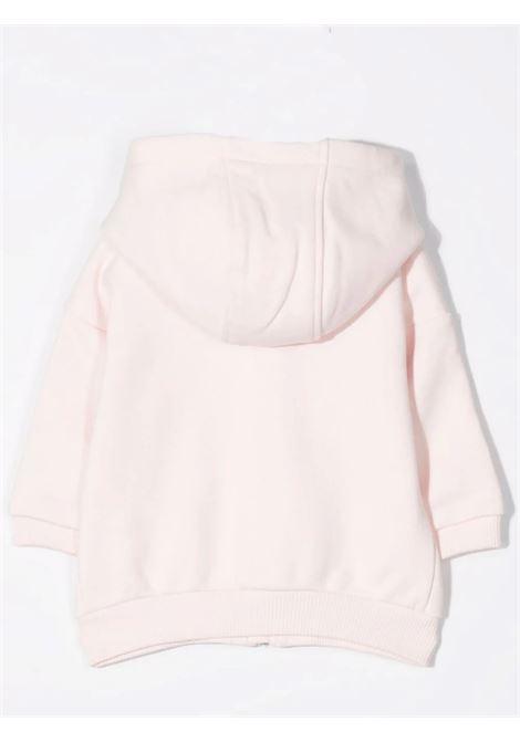 Newborn sweatshirt with print GIVENCHY KIDS | H0518145S
