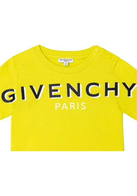 T-shirt with print GIVENCHY KIDS | H05182612