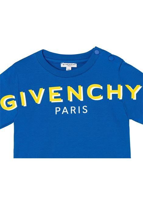 T-shirt with print GIVENCHY KIDS | H0518281L