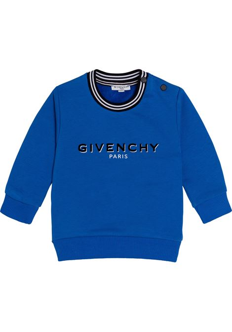 Sweatshirt with print GIVENCHY KIDS | H0518781L