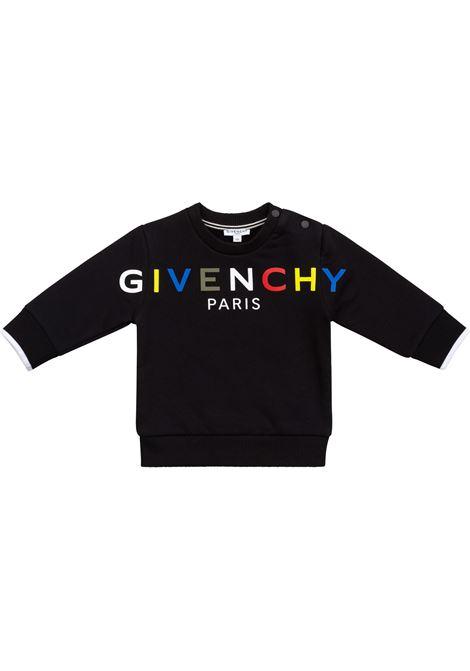 sweatshirt with print GIVENCHY KIDS | H0518809B