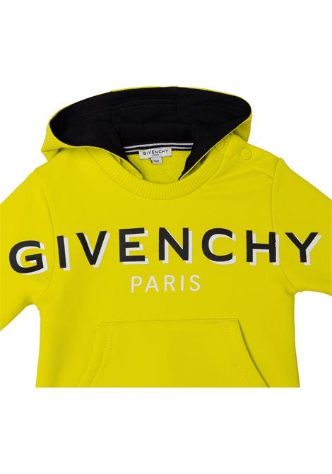 sweatshirt with print GIVENCHY KIDS | H05189612