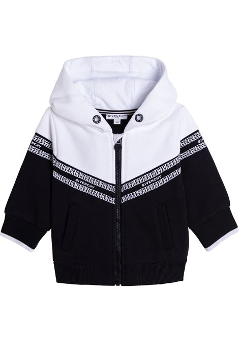 4G hoodie GIVENCHY KIDS | H05191M41