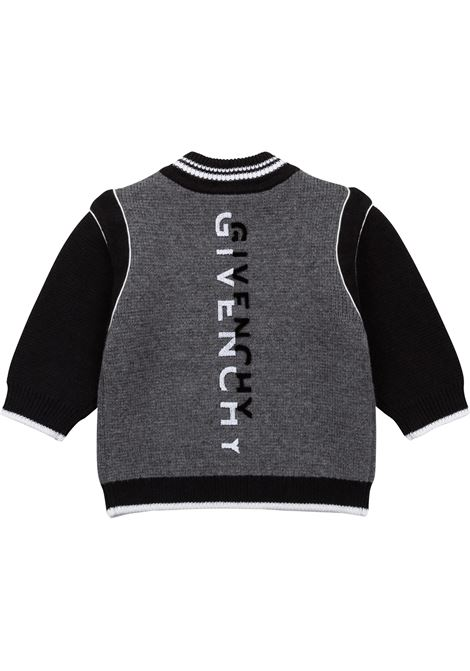 Bomber jacket with print GIVENCHY KIDS | H05193A99