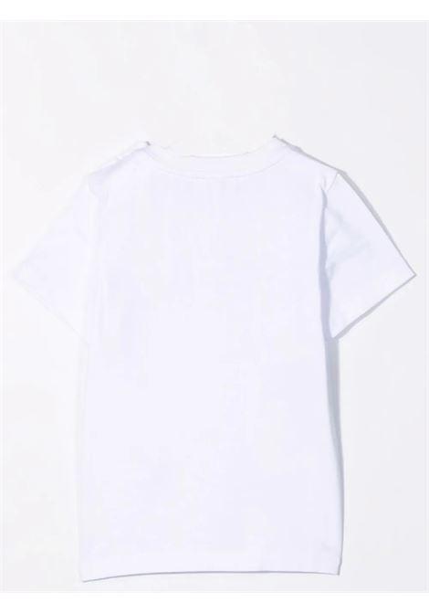 Newborn t-shirt with print GIVENCHY KIDS | H0519510B