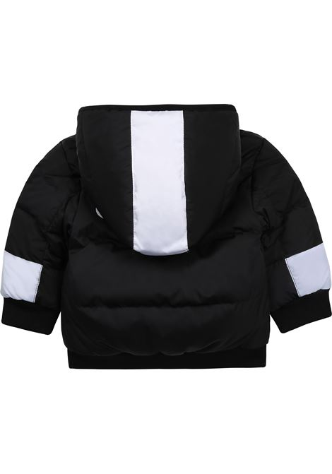 Down jacket with print GIVENCHY KIDS | H0605009B