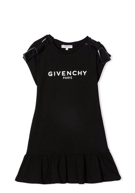 Abito bambina con logo GIVENCHY KIDS | H1216609B