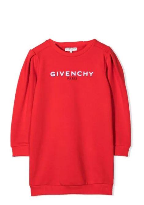 Abito bambina con logo GIVENCHY KIDS | H12167991