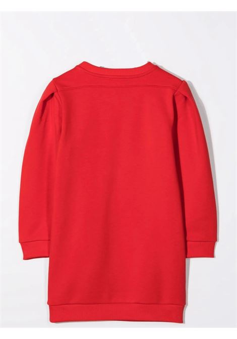 Little girl dress with logo GIVENCHY KIDS | H12167991
