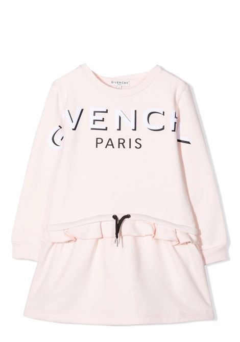 Little girl dress with print GIVENCHY KIDS | H1216845S