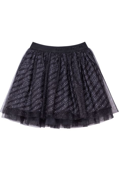Skirt with sequins GIVENCHY KIDS | H1304909B