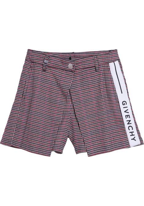 Shorts with logo GIVENCHY KIDS | H14129Z67