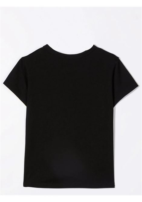 Little girl t-shirt with print GIVENCHY KIDS | H1521409B